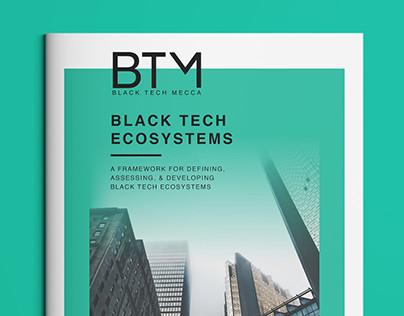 Black Tech Mecca   Ecosystems Report