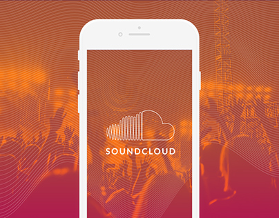 SoundCloud Mobile Onboarding Redesign