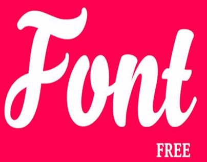Dowload free font