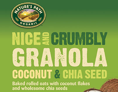 // NATURE'S PATH NICE & CRUMBLY GRANOLA