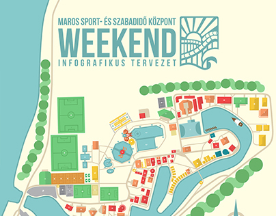 """Weekend"" infografikus tervezete"