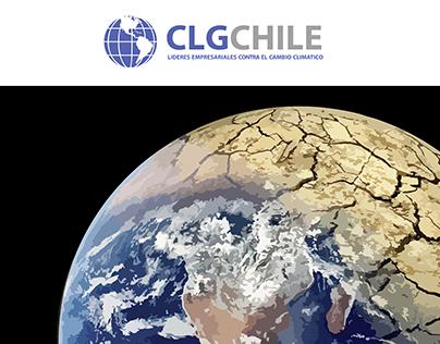 CLG Chile: diseño pendón