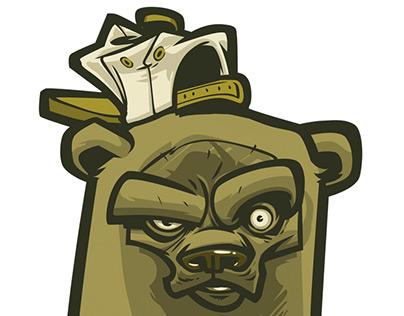 BEAR BEATMAKER COVER