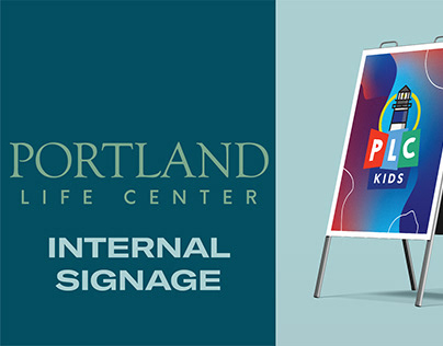PLC INTERNAL SIGNAGE