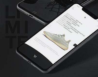 LIMITERCross UX/UI Redesign