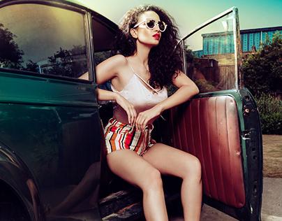 Elena Fernandes for FHM India