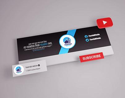 Youtube Channel Art Design