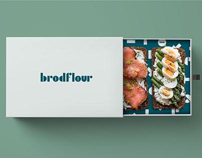 Brodflour Branding