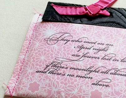 Bespoke Wedding Stationery and Specialty Favors