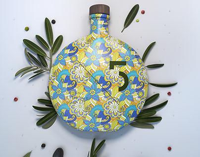 5 Olive oile
