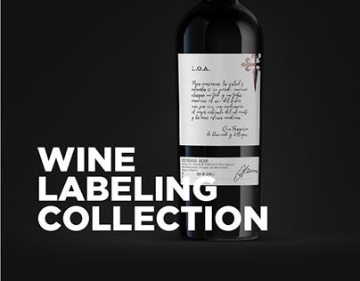 Wine Labeling Collection