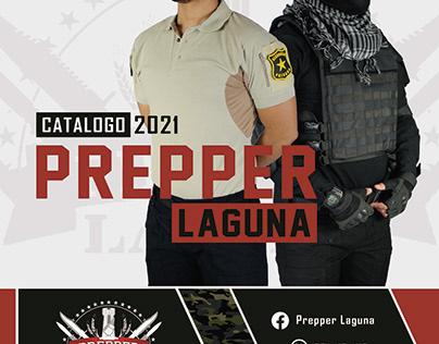 CATALOGO | Prepper Laguna