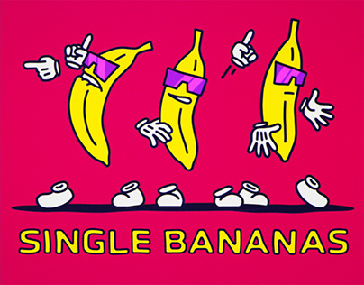 Single Bananas