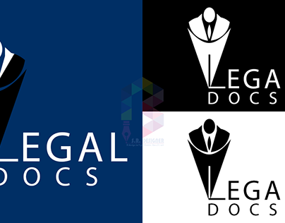 Legal Firm Logo Branding