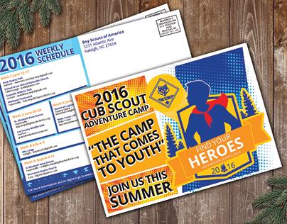 Boy Scouts Summer Post