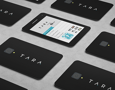 Augmented Reality (AR) Business cards
