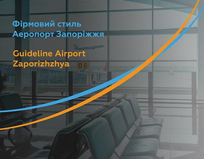 Guideline Airport Zaporizhzhya