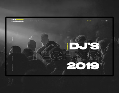 DJ Magazine Special Article Website