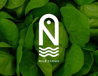 Logo & Branding - NILE FARMS
