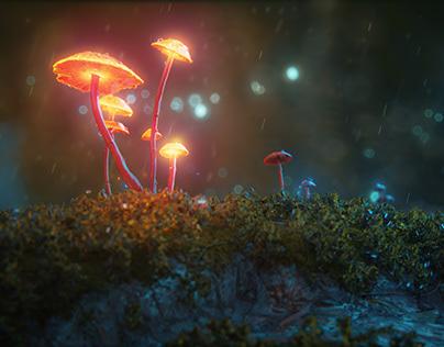 Hyrule Lost Woods - Teaser