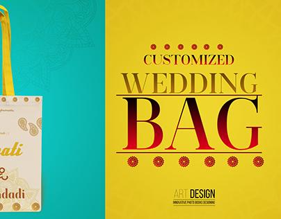 Wedding Photo book Bag