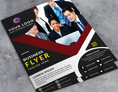 Business Flyer Tamplate