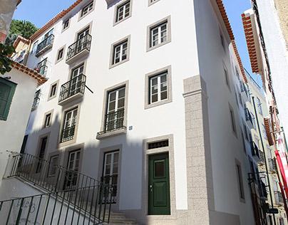Residential Building - St. Estevão (Portugal)