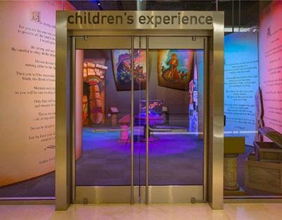 Bible Museum - Exhibit Scenic Art
