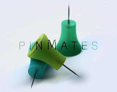 pinmates — Stationery, Kokuyo Design Award