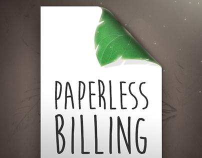Paperless Billing Artwork