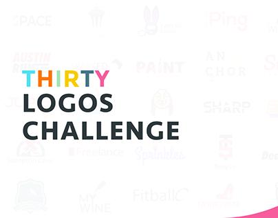 Thirty Logos Challenge | Logofolio