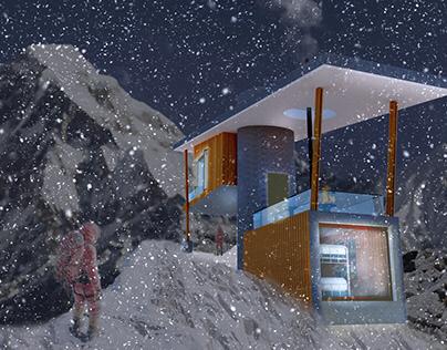 Everest Camp- CABIN Design Competition 2018