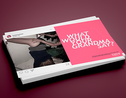 What would your grandma say? Advertising by C. Obligis