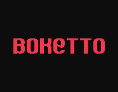 Boketto | FREE FONT