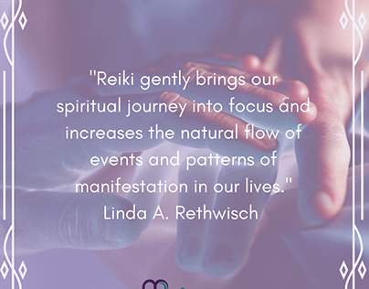Reiki Quote Cards