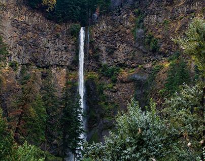 Multonomah Falls