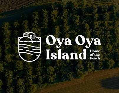 Oya Oya Island   Brand Identity