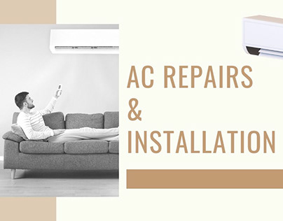 Repair Your AC From Professionals