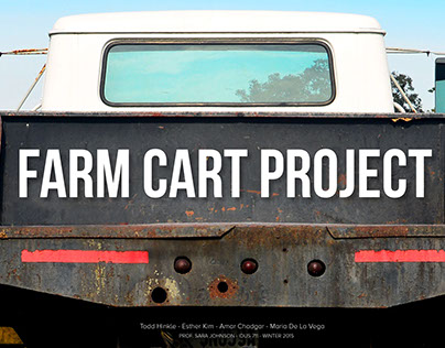 Farm Cart Project: An Ethnographic Study