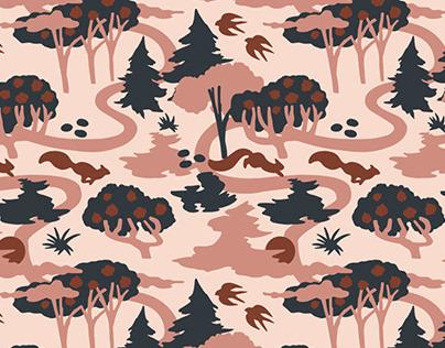 misc. patterns / stationary design