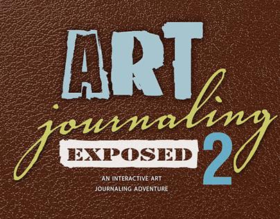 Art Journaling Exposed 2 - iPad