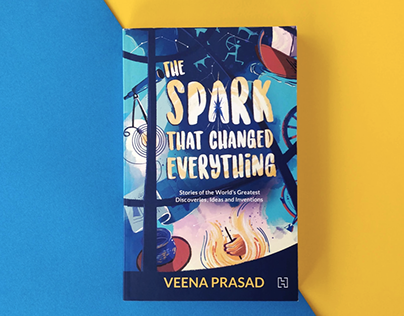 The Spark that changed everything | Book Cover