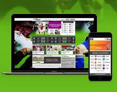 Copa Bridgestone Libertadores 2013 - Site