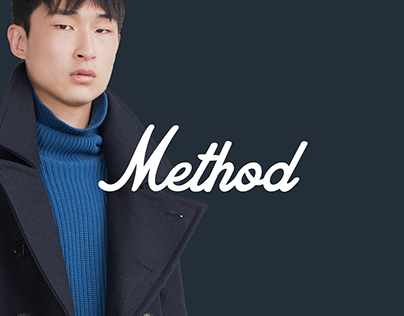 Method - Ecommerce Brand Design