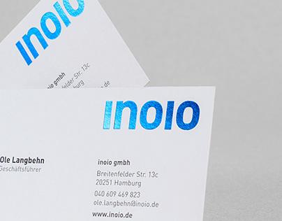 Branding for inoio