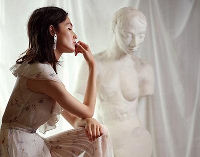 Vogue China August 2019