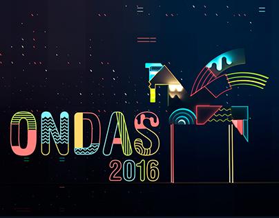 ONDAS AWARDS 2016