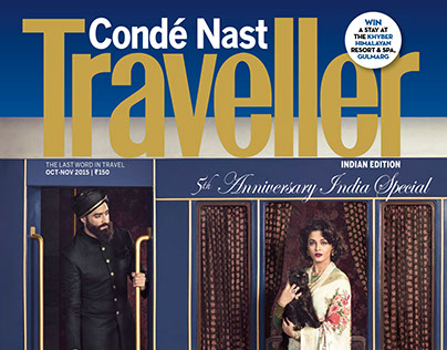 Conde Nast Traveller October November 2015