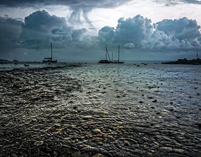 Wasser & Wolken