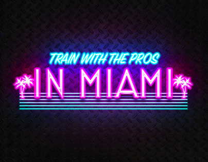 Train with the Pros: Miami